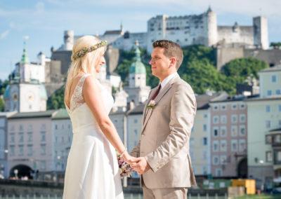 Brautpaar Altstadt Salzburg